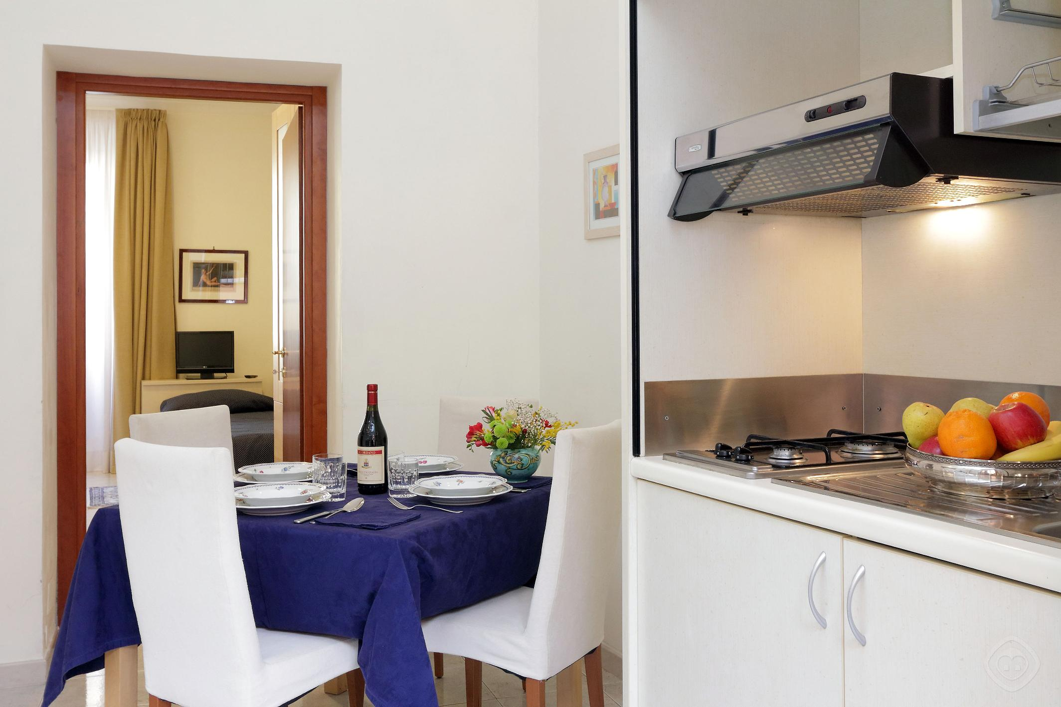 Domus Valentina apartment Rome photo 31816562