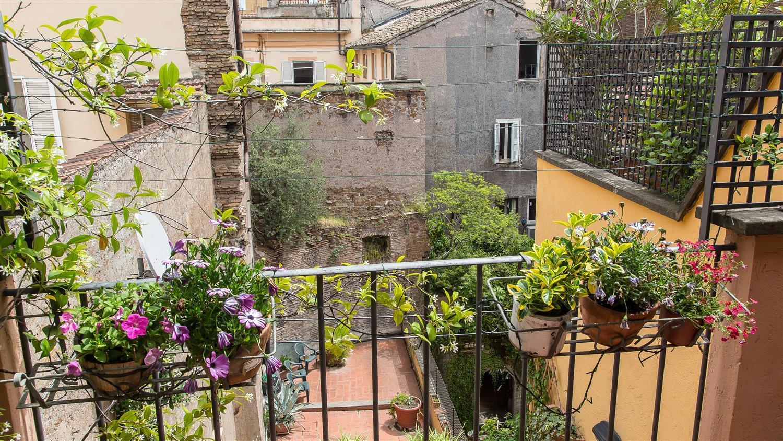 Apartment Arco della Ciambella Penthouse photo 31802765